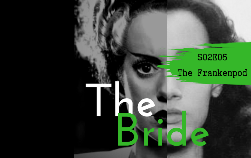 The Bride (of Frankenstein/Sting)